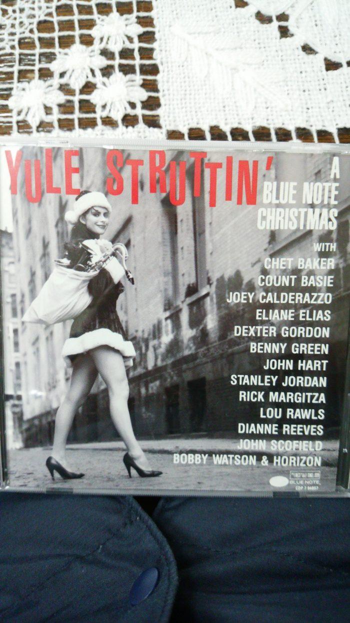 JAZZアルバム「YULE STRUTTIN' A BLUE NOTE CHRISTMAS」