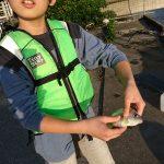 魚が釣れるのも嬉しいですが、もっと言えば魚が釣れて喜ぶ子供の顔を見れるのが嬉しいんだな。